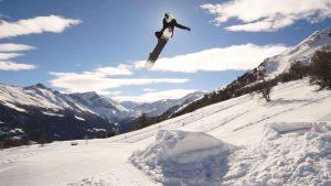 nomad snwoboard, nomadsnowboard, joel bardoux, bardoux joel, seatblet grab, thyon, thyon central park, black smith snowboard, big air thyon, big air suisse,