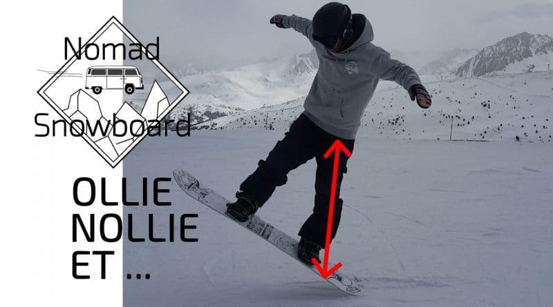 snowboard tricks, video snowboard, faire du snowboard, comment faire du snowboard, technique snowboard, snowboard technique, snowboard ollie, snowboard nollie, snowboard saut, sauter snowboard