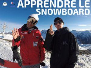 apprendre le snowboard, moniteur Français, moniteur de snowboard