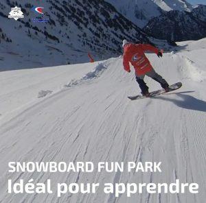 Ecole de Snowboard, Saint Lary