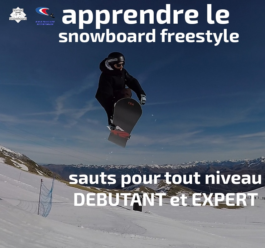 Saint Lary , Snowboard, Snowpark, Freestyle