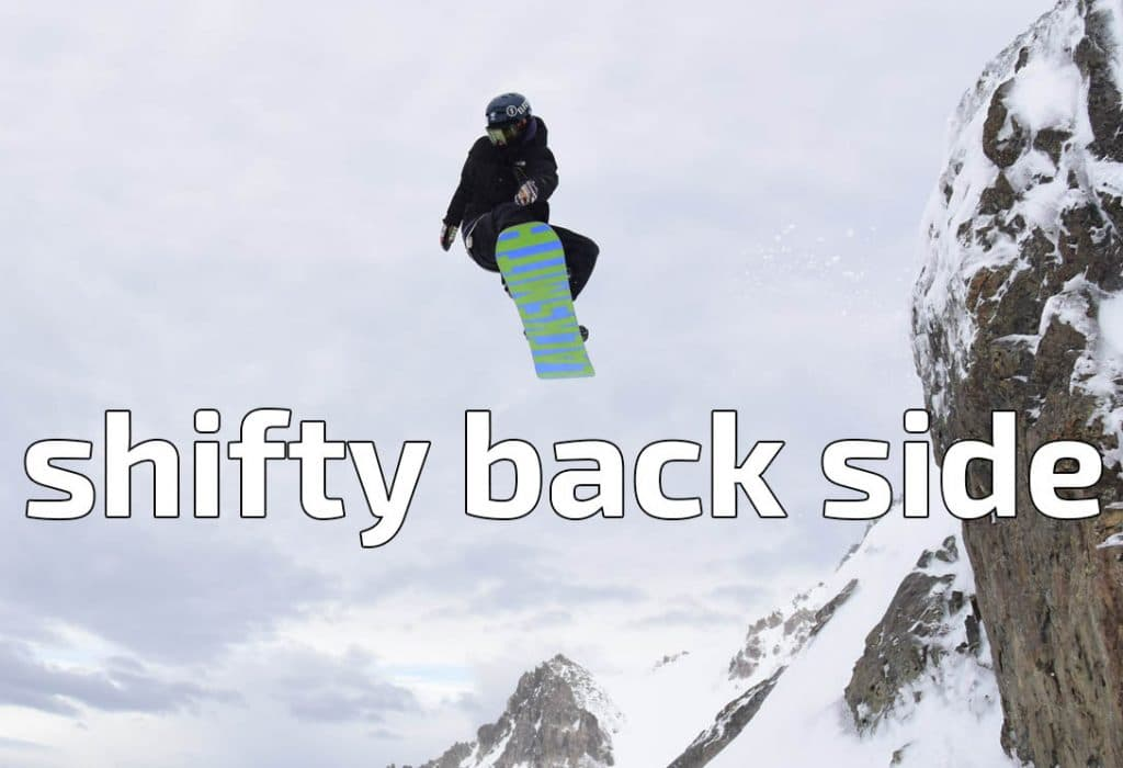 shifty, shifty back, shifty back side, snowboard, snowboard tricks, nomad snowboard, snowboard tutoriel
