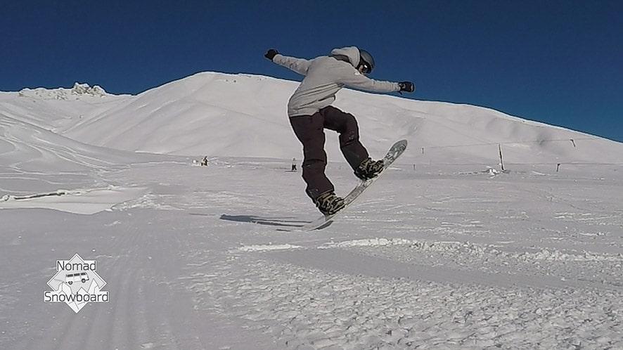 MFM Butter, snowboard butter, butter, tutoriel snowboard