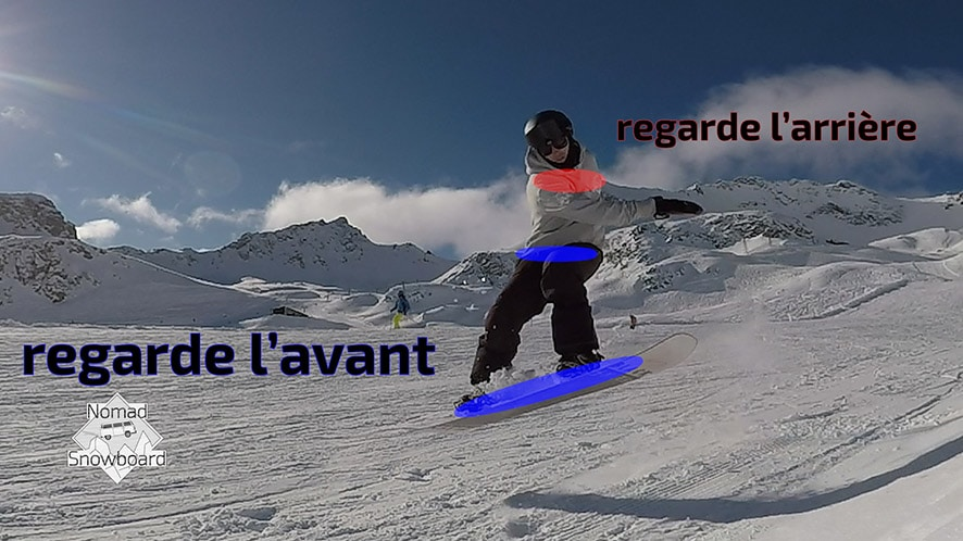 shifty front side, snowboard shifty, snowboard shifty front side, tutoriel snowboard