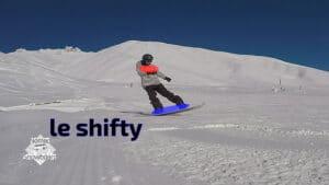 tail press, snowboard tutoriel, tail press, contre rotation, half cab, MFM, butter